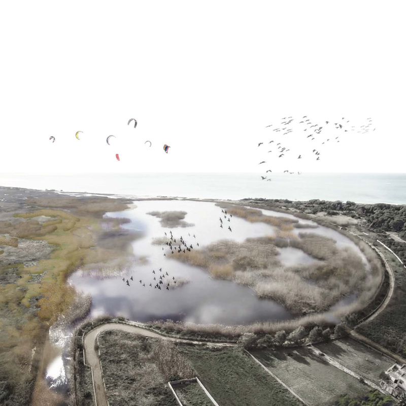 Paesaggi costieri di Ugento